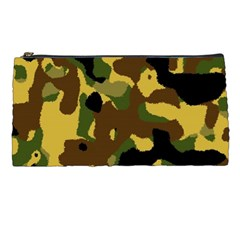 Camo Pattern  Pencil Case by Colorfulart23