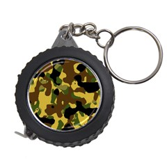 Camo Pattern  Measuring Tape by Colorfulart23