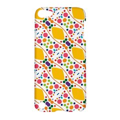Dots And Rhombus Apple Ipod Touch 5 Hardshell Case by LalyLauraFLM