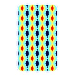 Yellow Chains Pattern Memory Card Reader (rectangular) by LalyLauraFLM