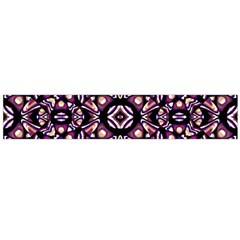 Colorful Tribal Geometric Print Flano Scarf (large) by dflcprintsclothing