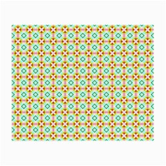 Aqua Mint Pattern Glasses Cloth (small) by creativemom