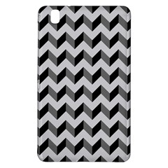 Modern Retro Chevron Patchwork Pattern  Samsung Galaxy Tab Pro 8 4 Hardshell Case by creativemom