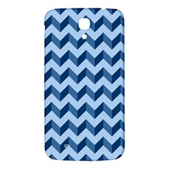 Tiffany Blue Modern Retro Chevron Patchwork Pattern Samsung Galaxy Mega I9200 Hardshell Back Case by creativemom