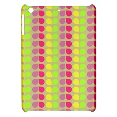 Colorful Leaf Pattern Apple Ipad Mini Hardshell Case by creativemom