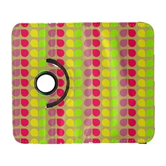 Colorful Leaf Pattern Samsung Galaxy S  Iii Flip 360 Case by creativemom