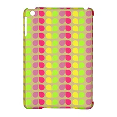 Colorful Leaf Pattern Apple Ipad Mini Hardshell Case (compatible With Smart Cover) by creativemom