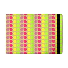 Colorful Leaf Pattern Apple Ipad Mini 2 Flip Case by creativemom