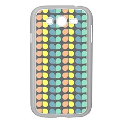 Colorful Leaf Pattern Samsung Galaxy Grand Duos I9082 Case (white) by creativemom