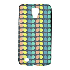 Colorful Leaf Pattern Samsung Galaxy S4 Active (i9295) Hardshell Case by creativemom
