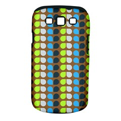 Colorful Leaf Pattern Samsung Galaxy S Iii Classic Hardshell Case (pc+silicone) by creativemom