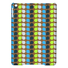 Colorful Leaf Pattern Apple Ipad Air Hardshell Case by creativemom