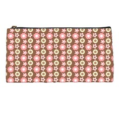Cute Floral Pattern Pencil Case by creativemom