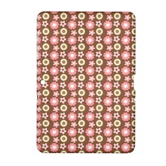Cute Floral Pattern Samsung Galaxy Tab 2 (10 1 ) P5100 Hardshell Case  by creativemom