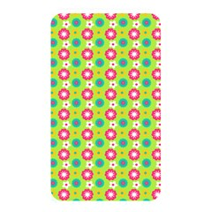 Cute Floral Pattern Memory Card Reader (rectangular) by creativemom