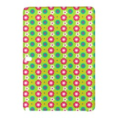 Cute Floral Pattern Samsung Galaxy Tab Pro 10 1 Hardshell Case by creativemom