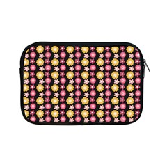 Cute Floral Pattern Apple Ipad Mini Zippered Sleeve by creativemom
