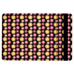 Cute Floral Pattern Apple Ipad Air 2 Flip Case by creativemom