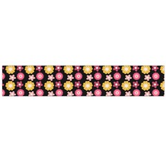 Cute Floral Pattern Flano Scarf (large) by creativemom
