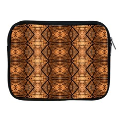 Faux Animal Print Pattern Apple Ipad Zippered Sleeve by creativemom