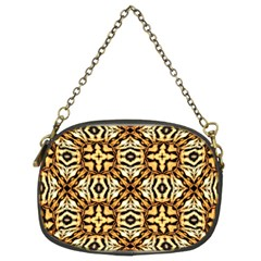 Faux Animal Print Pattern Chain Purse (two Sided)  by creativemom