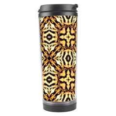 Faux Animal Print Pattern Travel Tumbler by creativemom