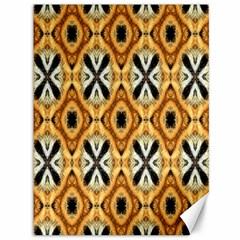 Faux Animal Print Pattern Canvas 36  X 48  (unframed) by creativemom