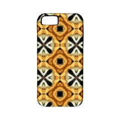 Faux Animal Print Pattern Apple Iphone 5 Classic Hardshell Case (pc+silicone) by creativemom