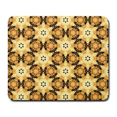 Faux Animal Print Pattern Large Mouse Pad (rectangle) by creativemom