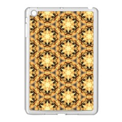 Faux Animal Print Pattern Apple Ipad Mini Case (white) by creativemom