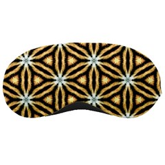 Faux Animal Print Pattern Sleeping Mask by creativemom