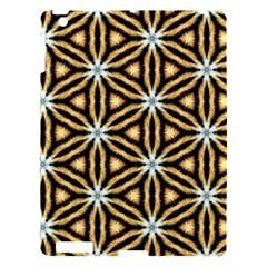 Faux Animal Print Pattern Apple Ipad 3/4 Hardshell Case by creativemom