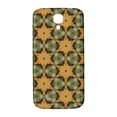 Faux Animal Print Pattern Samsung Galaxy S4 I9500/i9505  Hardshell Back Case by creativemom
