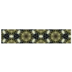 Faux Animal Print Pattern Flano Scarf (small) by creativemom