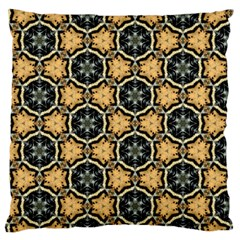 Faux Animal Print Pattern Standard Flano Cushion Case (one Side)