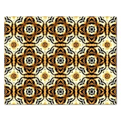 Faux Animal Print Pattern Jigsaw Puzzle (rectangle)
