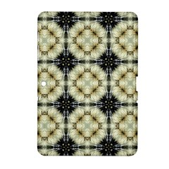 Faux Animal Print Pattern Samsung Galaxy Tab 2 (10 1 ) P5100 Hardshell Case  by creativemom