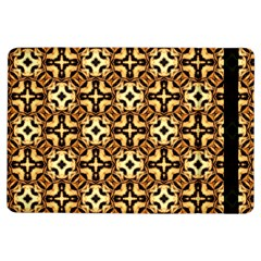 Faux Animal Print Pattern Apple Ipad Air Flip Case by creativemom