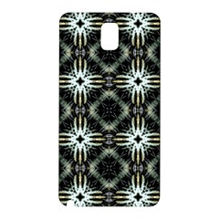 Faux Animal Print Pattern Samsung Galaxy Note 3 N9005 Hardshell Back Case by creativemom