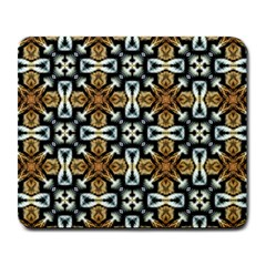 Faux Animal Print Pattern Large Mouse Pad (rectangle)