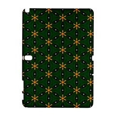 Cute Pretty Elegant Pattern Samsung Galaxy Note 10 1 (p600) Hardshell Case by creativemom