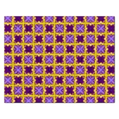 Cute Pretty Elegant Pattern Jigsaw Puzzle (rectangle) by creativemom