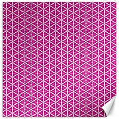 Cute Pretty Elegant Pattern Canvas 16  X 16  (unframed) by creativemom