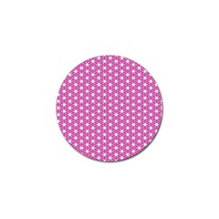 Cute Pretty Elegant Pattern Golf Ball Marker 10 Pack by creativemom