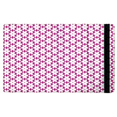Cute Pretty Elegant Pattern Apple Ipad 3/4 Flip Case by creativemom