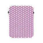Cute Pretty Elegant Pattern Apple iPad Protective Sleeve Front