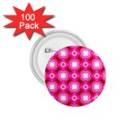 Cute Pretty Elegant Pattern 1.75  Button (100 pack) Front