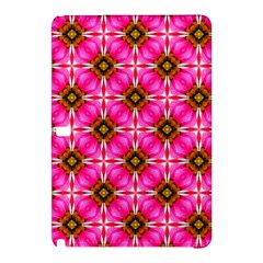 Cute Pretty Elegant Pattern Samsung Galaxy Tab Pro 12 2 Hardshell Case by creativemom