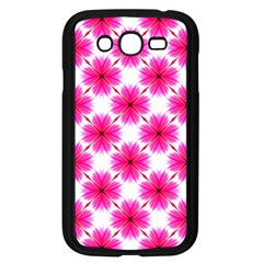 Cute Pretty Elegant Pattern Samsung Galaxy Grand Duos I9082 Case (black) by creativemom