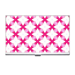 Cute Pretty Elegant Pattern Business Card Holder